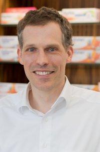 Porträtfoto von Matthias Dömer