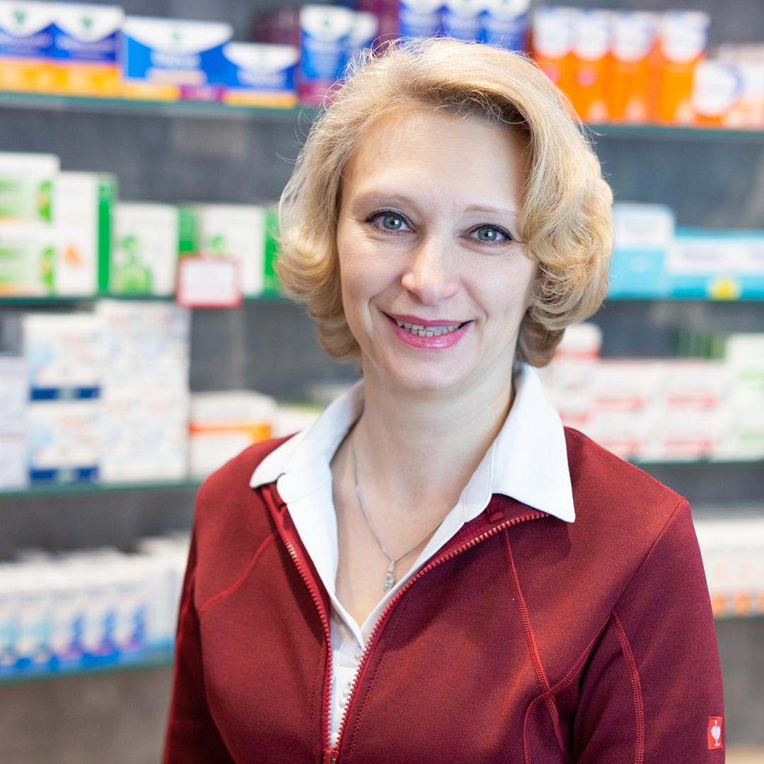 Porträtfoto von Olga Anker