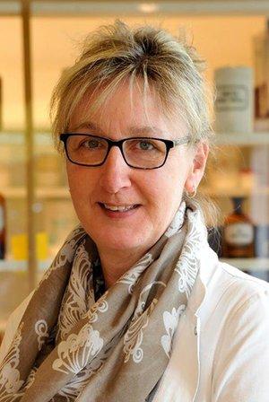 Porträtfoto von Frau Christine Fritsch