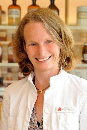 Porträtfoto von Frau Christine Wittenberg
