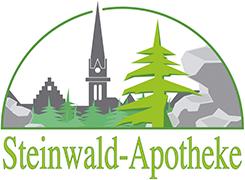 Logo der Steinwald-Apotheke im Fachärztezentrum