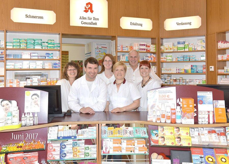 Team der Kreuz Apotheke