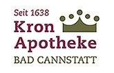 Logo der Kron Apotheke Bad Cannstatt