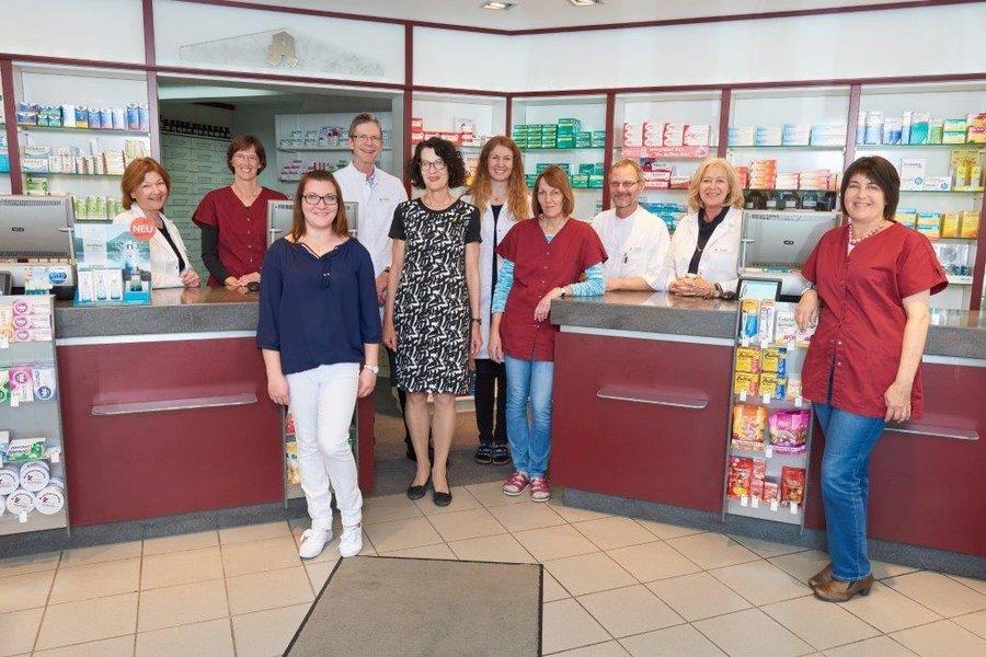Team der Kronen-Apotheke