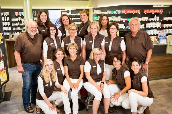 Team der Kronen Apotheke