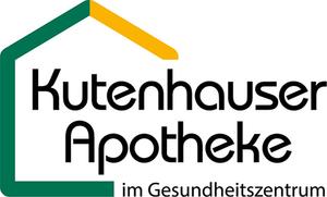Logo der Kutenhauser Apotheke im Gesundheitszentrum