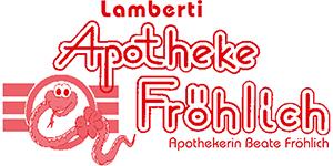 Logo der Lamberti-Apotheke-Fröhlich