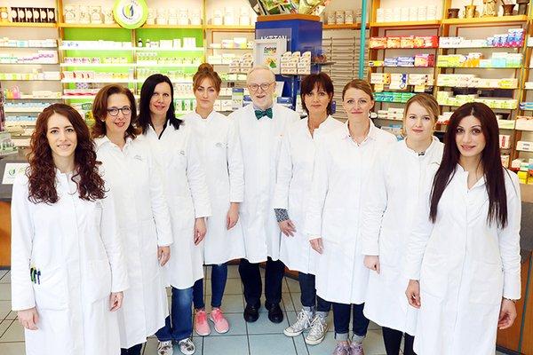 Team der Laurentius-Apotheke