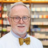 Porträtfoto von Dr. Herbert Pichler