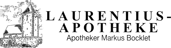 Logo der Laurentius-Apotheke