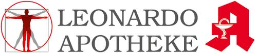 Logo der Leonardo-Apotheke