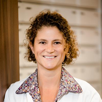 Porträtfoto von Frau Kerstin Hildebrandt