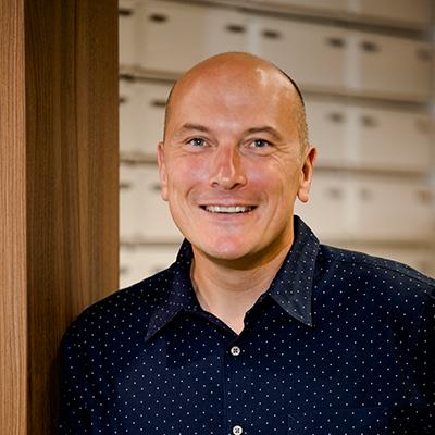 Porträtfoto von Herr Olaf Sommer