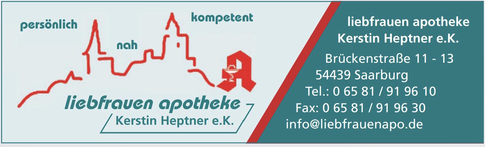 Logo Liebfrauen Apotheke
