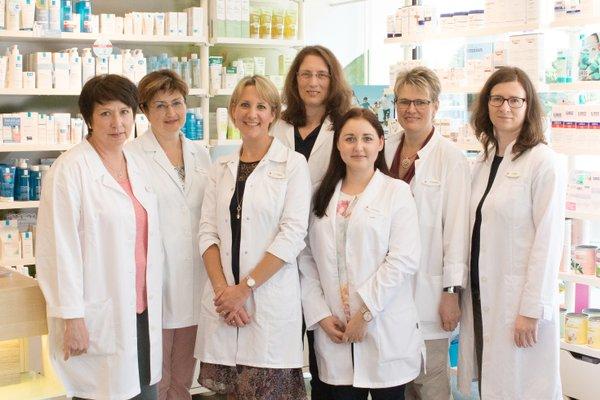 Team der Lilien-Apotheke