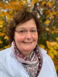 Porträtfoto von Hannelore Eggert