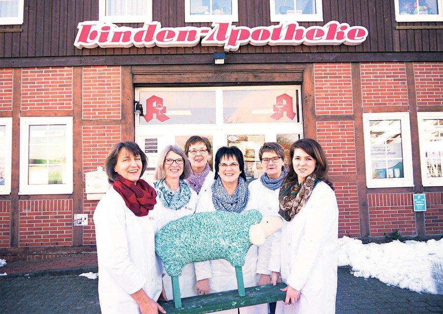 Team der Linden-Apotheke