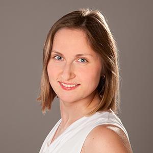 Porträtfoto von Justina Plicht