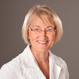 Porträtfoto von Helgard von Mletzko-Sudhoff