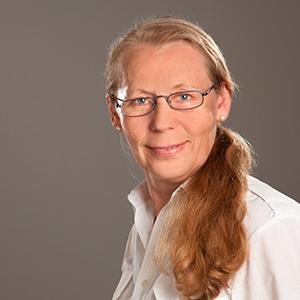 Porträtfoto von Raissa Widner