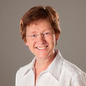 Porträtfoto von Roswitha Wiebold