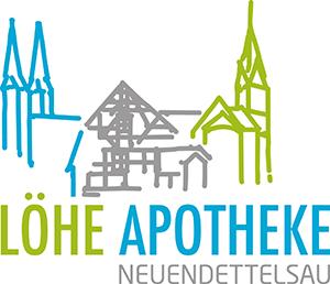 Logo der Löhe-Apotheke