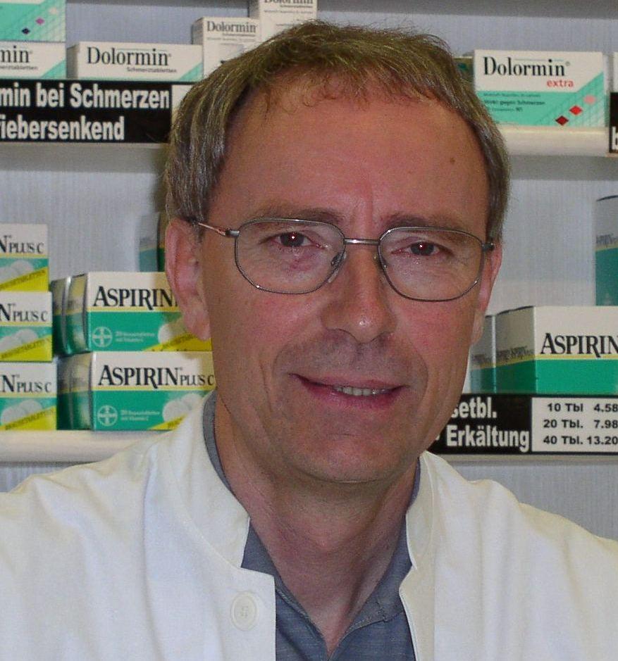 Porträtfoto von Hans-Ulrich Eheim