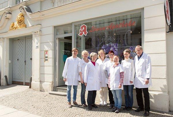 Team der Löwen-Apotheke