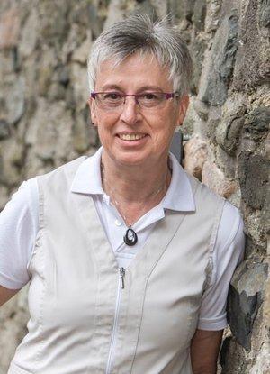 Porträtfoto von Roswitha Schaad