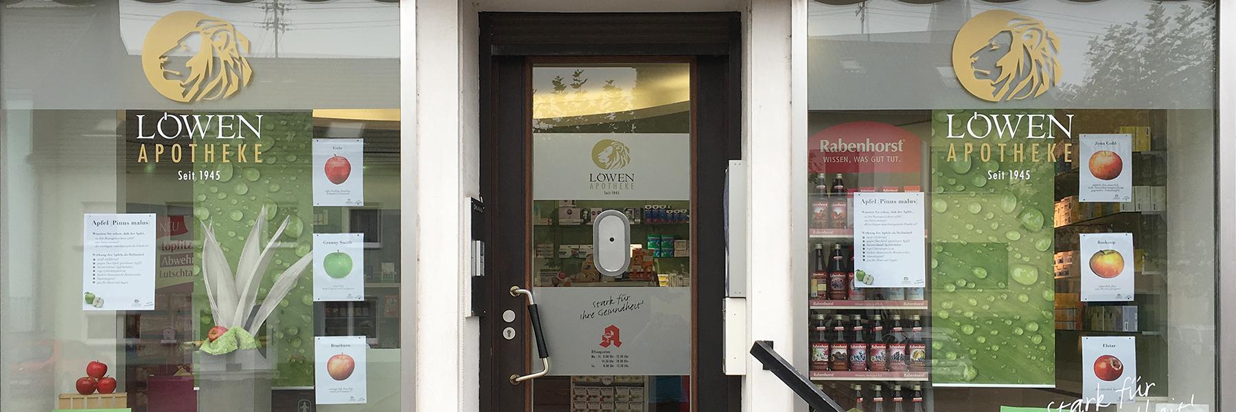 Ihr Team der Löwen-Apotheke in Saarwellingen heißt Sie herzlich willkommen!