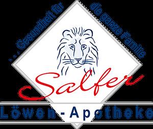 Logo der Löwen-Apotheke Salfer