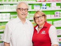 Porträtfoto von Edith und Gerd Salfer