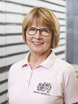Porträtfoto von Gerda Köper