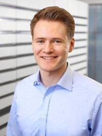 Porträtfoto von Dr. Lukas Peiffer