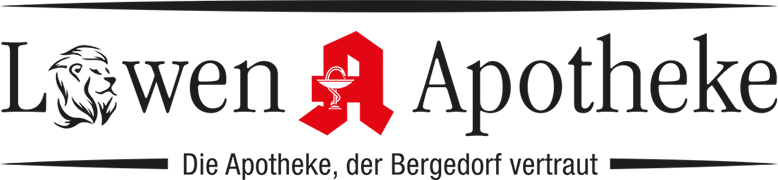 Logo der Löwen-Apotheke Bergedorf