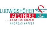 Logo der Ludwigshöher Apotheke