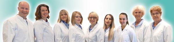 Team der Luhe-Apotheke