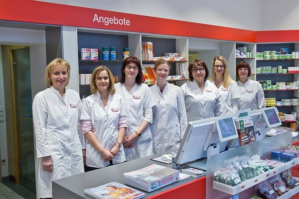 Team der Luther-Apotheke