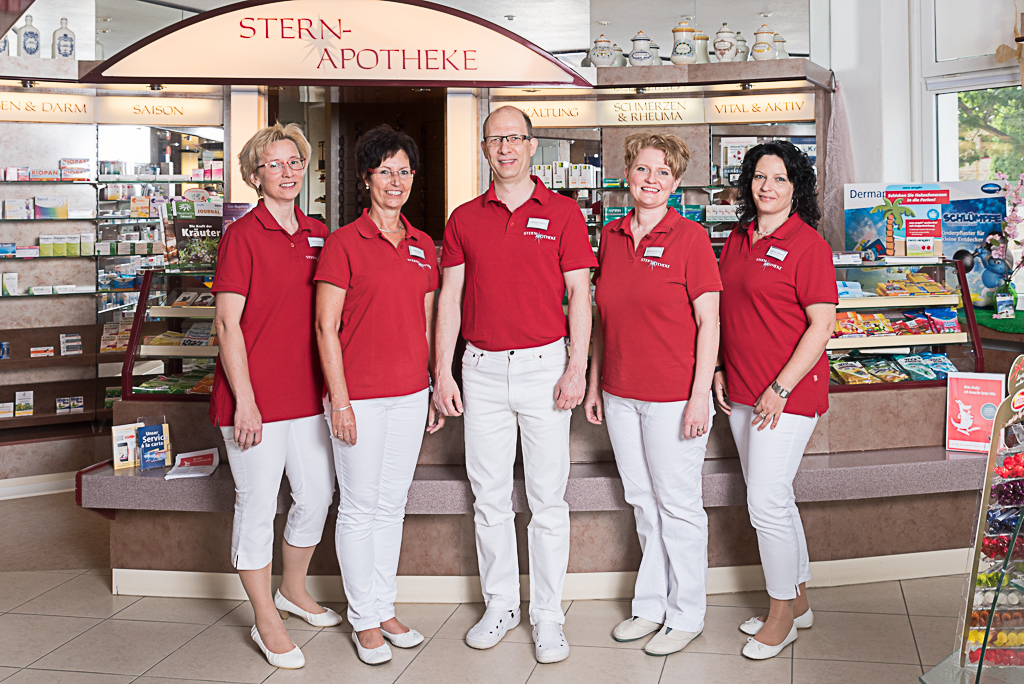 Team der Stern-Apotheke