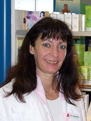Porträtfoto von Frau Antje Langemeyer