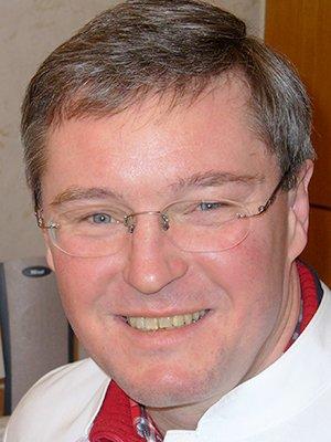 Porträtfoto von Herr Bernd Wiegard
