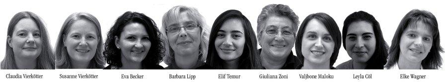 Team der Malven-Apotheke