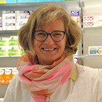 Porträtfoto von Frau Herta Pusch