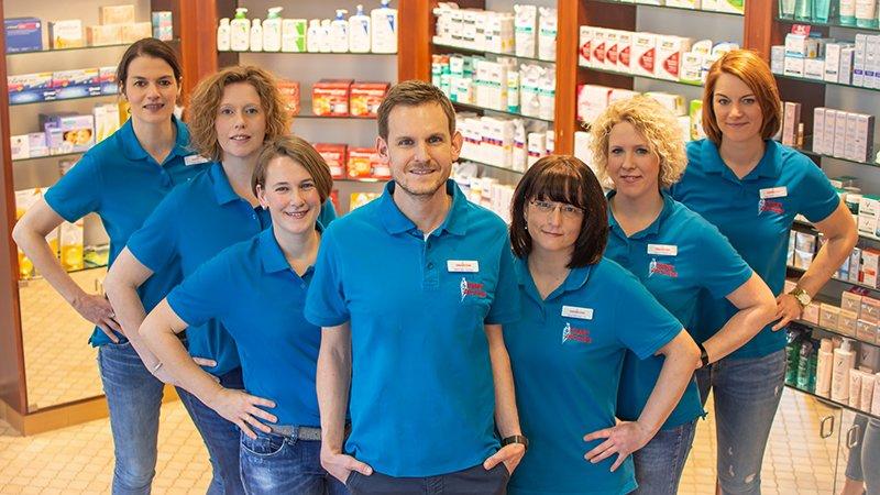 Team der Marien Apotheke
