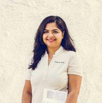 Porträtfoto von Aarti Kapoor