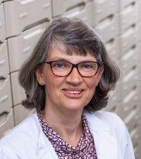 Porträtfoto von Adelheid Geers
