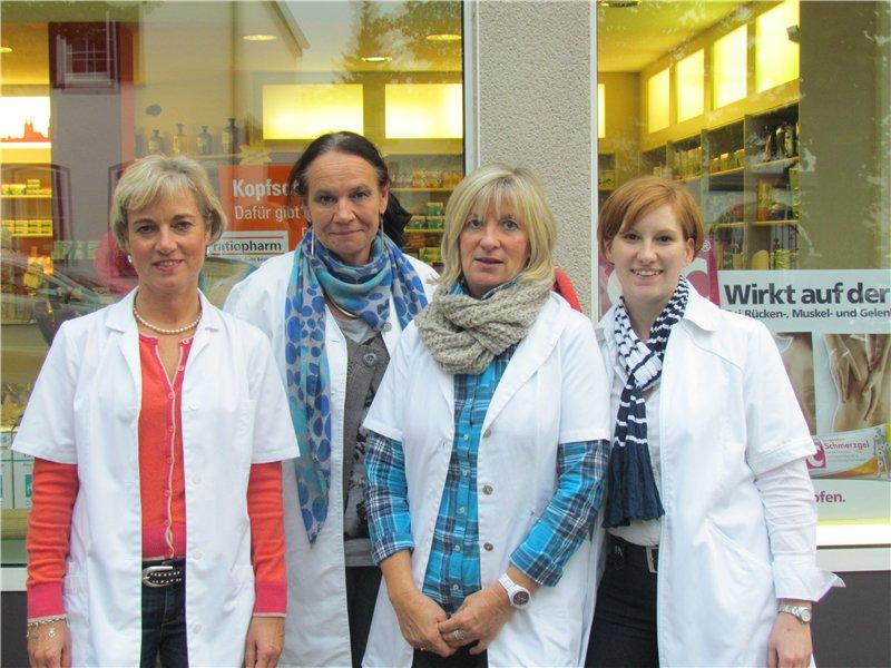 Team der Marien-Apotheke