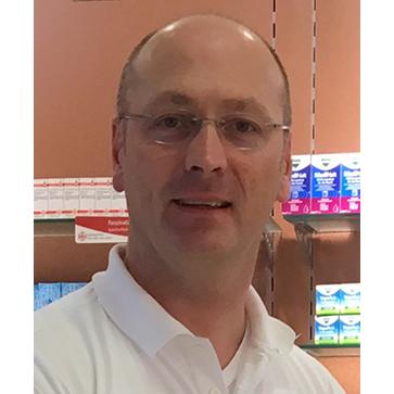 Porträtfoto von Dr. Jens Scheibner