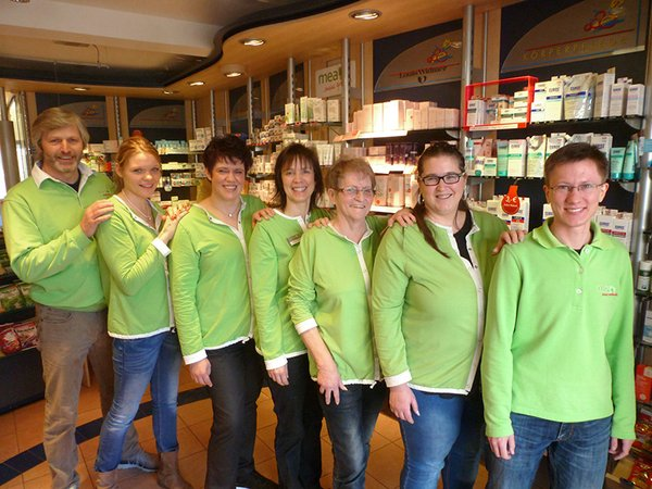 Team der Markt-Apotheke