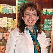 Porträtfoto von Dr. Irene Schupp